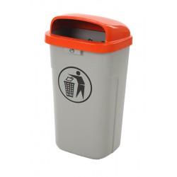 Abfallbehälter VB 65 - feuerfest