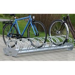 Fahrradständer Bogen - 8 Einstellplätze