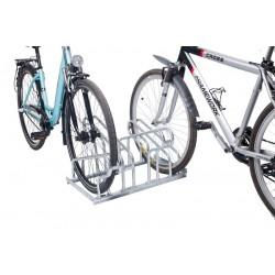 Fahrradständer Mexico, zweiseitig, Radabstand 390 mm