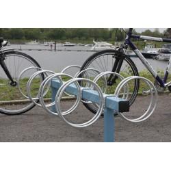 Fahrradständer ein- oder zweiseitig