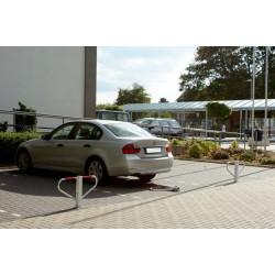 Parkplatzsperre - umlegbar