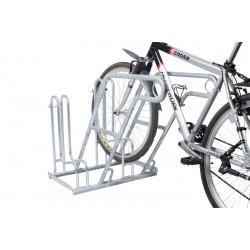 Fahrradständer Madera mit Anlehnbügel Quito, einseitig