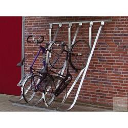 Fahrradständer Rerik - schräghoch