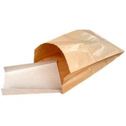 Hundekotbeutel mit Schaufeln aus Papier 50 Stück