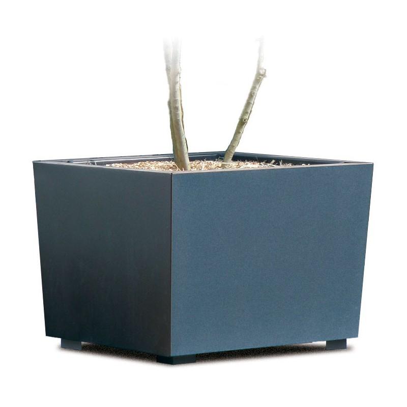 blumenkasten aus stahl. Black Bedroom Furniture Sets. Home Design Ideas