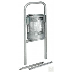 Abfallbehälter AG 04 und AG 05 - Inh. 30 Liter