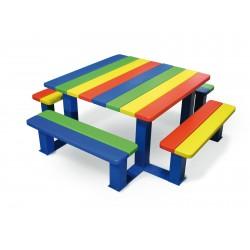 Kinder Picknick-Tisch