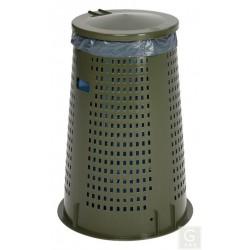 Abfallsammler / Müllsackständer Zeffiro - aus Kunststoff